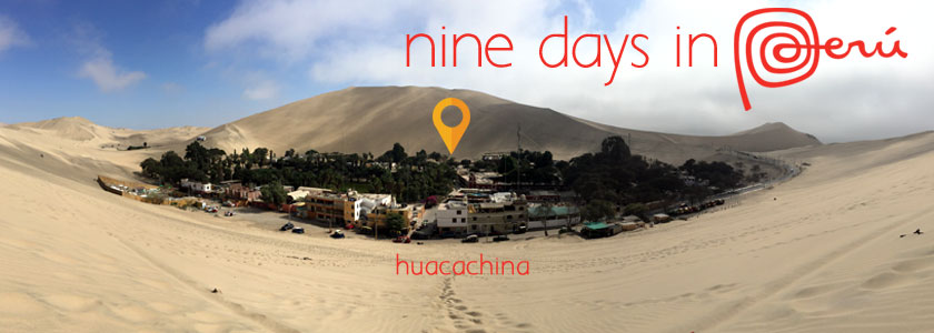 Itinerary for nine days in Peru. Plans, tips, day-to-day and costs.