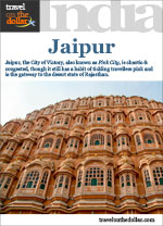 Jaipur Travel guide for Kindle and Nook
