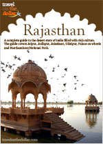 Rajasthan Travel guide for Kindle & Nook