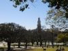 View of Torre Monumental from Plaza San Martin