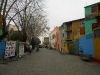 The colorful and funky La Boca