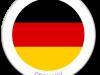 Flag Sticker of Germany