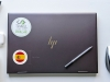 Flag Sticker of Spain on laptop