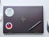 Flag Sticker of Taiwan on laptop