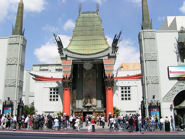Grauman's Chinese Theater