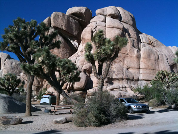 Joshua Tree National Park - Hidden Valley Campground