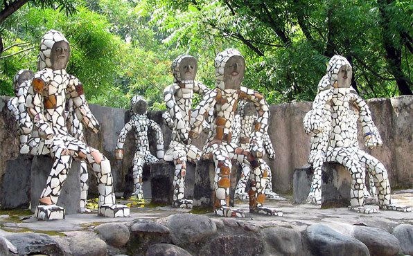 Nek Chand Sani Rock Garden, Chandigarh