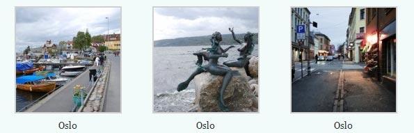 Photos: Oslo, Norway