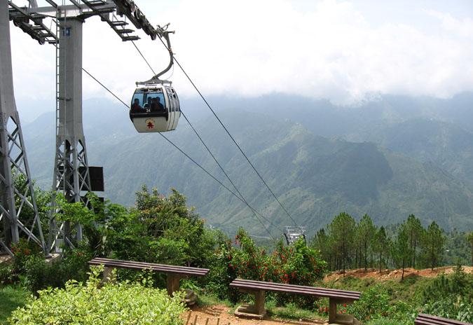 Manakamana Cable Car