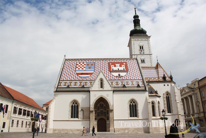 Zagreb St. Mark's Church