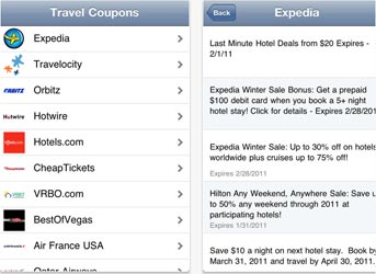 Travel Deals & Coupons
