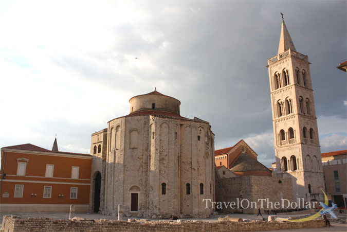 Church of St. Donat, Zadar