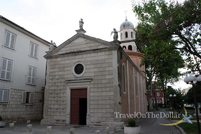 St. Francis, Zadar