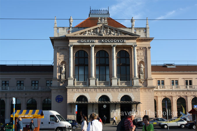 Zagreb Glavni Kolodvor (Main Train Station)