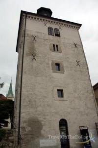 Zagreb Lotrscak Tower