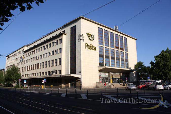 Zagreb Posta - Post Office