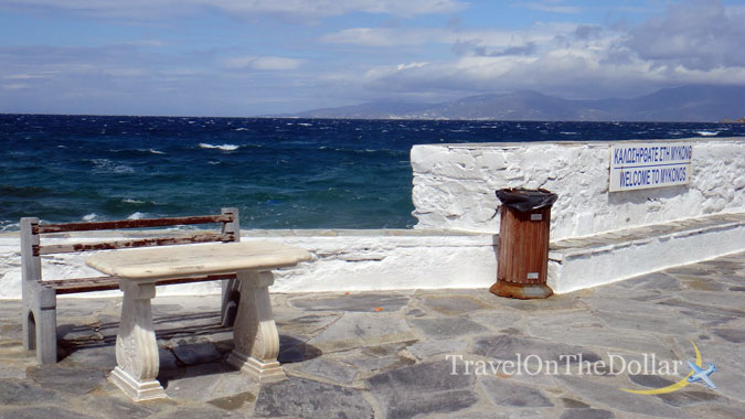 Welcome to Mykonos