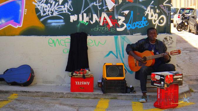 Sight at Monastiraki Flea Market