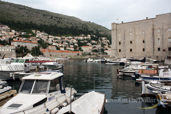 Fisherman's Port, Dubrovnik