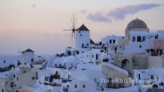 Oia, this sight has inspired many artists