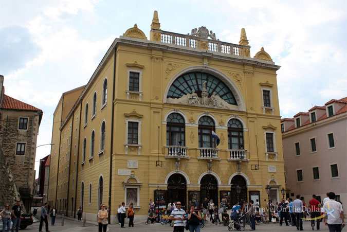 Croatian National Theatre, Split