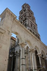 Protiron, Diocletian's Palace