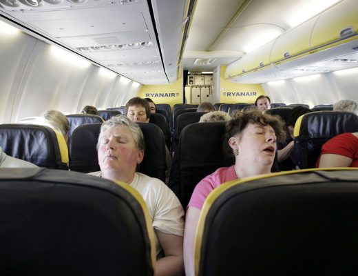 How to sleep on a long-haul flight