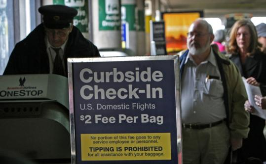 AA Curbside Check-in