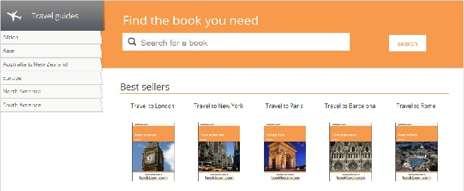 Free travel guides from bookboon.com