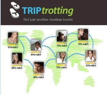 Triptrotting