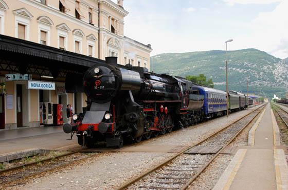 Bohinj Railway