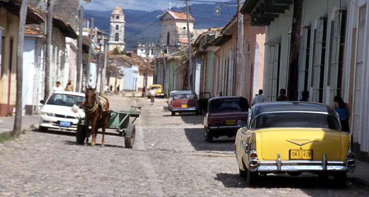 Travel Back in Time in Cuba