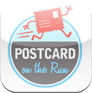 Postcards On The Run iPhone App
