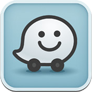 Waze iPhone App