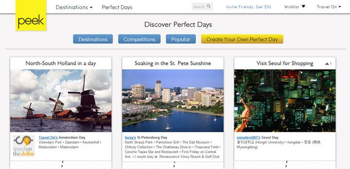 Perfect Days by Peek