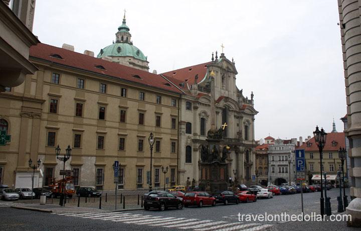 St. Nicholas Cathedral, Mala Strana