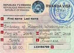 Rwanda Visa