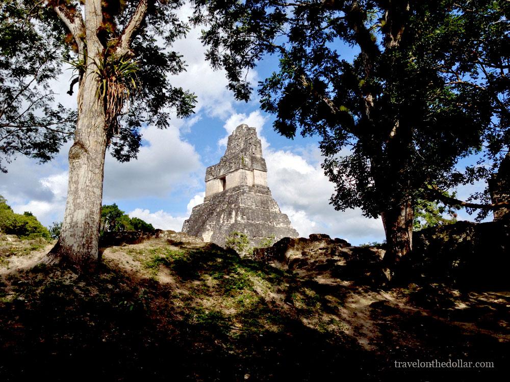 Top of Temple III