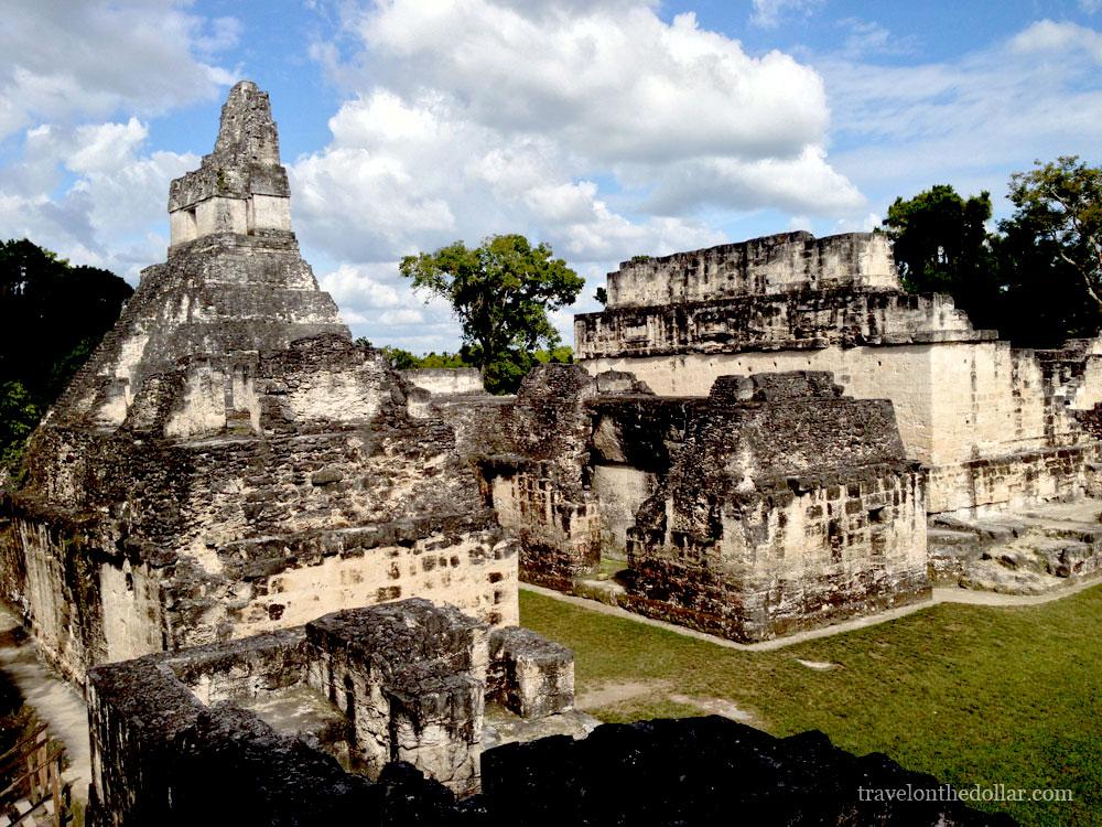 Tikal Mayan Ruins, Guatemela