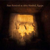 Postcard – Sun Festival at Abu Simbel, Egypt