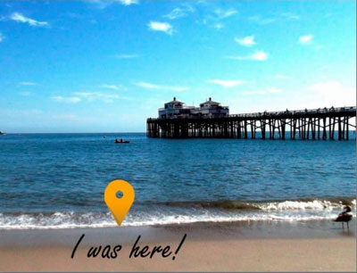 Venice Beach Pier, California - I was here!