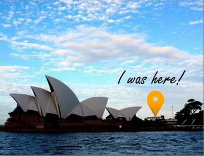 Sydney, Australia - I was here!