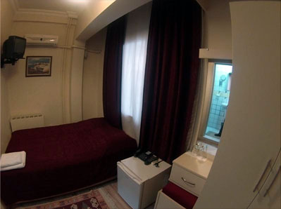 Single room in Guzel Hotel