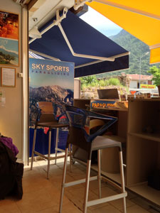 Sky Sports Office in Ölüdeniz