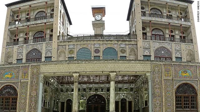 Golestan Palace (Iran)