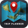 Malaysia Trip Planner iPhone App