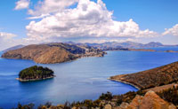 Lake Titicaca (Pic: Boliviahop)