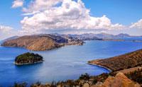 Lake Titicaca (Pic: Boliviahop)