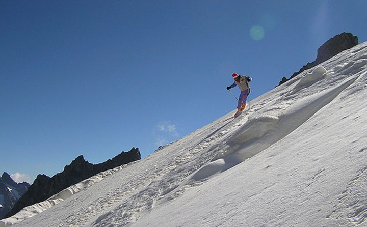 Himalayas: Heaven of winter adventure sports