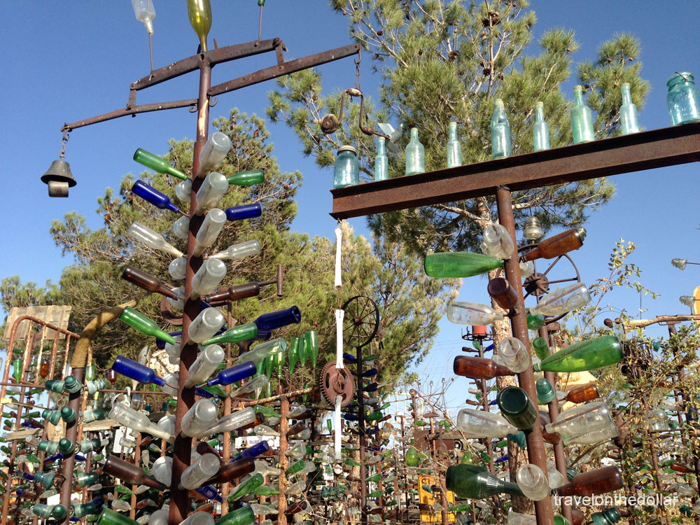 Bottle Tree Ranch, Oro Grande, California